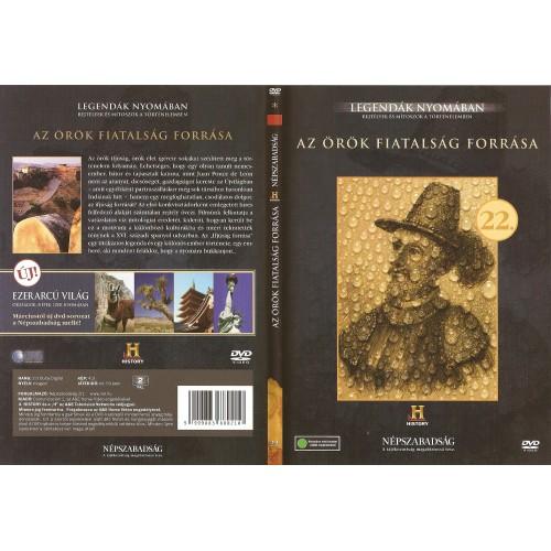 Az örök fiatalság forrása - Legendák nyomában 22. (DVD)