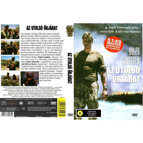 Az utolsó őrjárat (DVD)