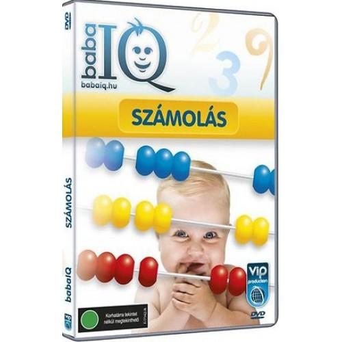 Baba IQ - Számolás (DVD)