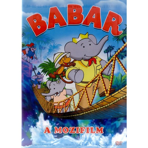 Babar (A mozifilm) (DVD)