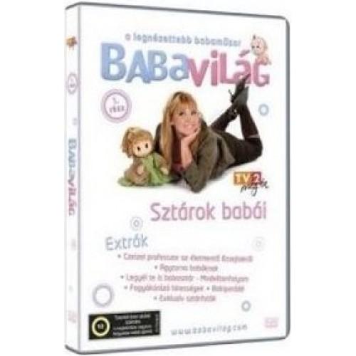 Babavilág (Sztárok babái) (DVD)