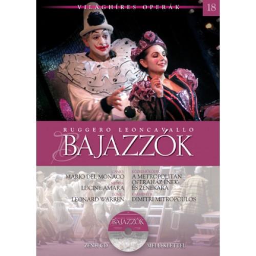 Bajazzók (Világhíres operák 18.) - zenei CD melléklettel