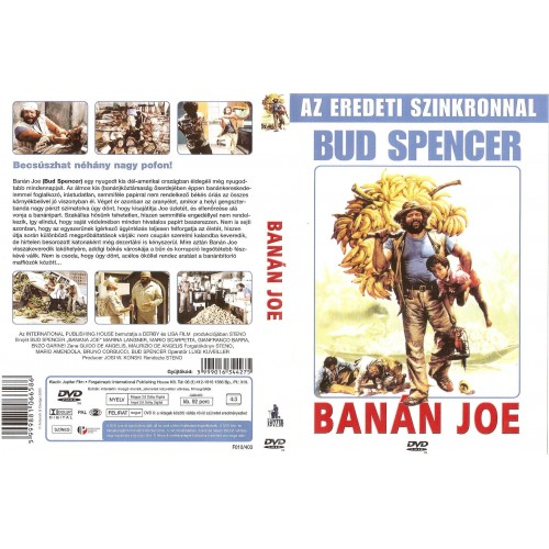 Banán Joe (DVD)