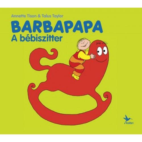 Barbapapa - A bébiszitter