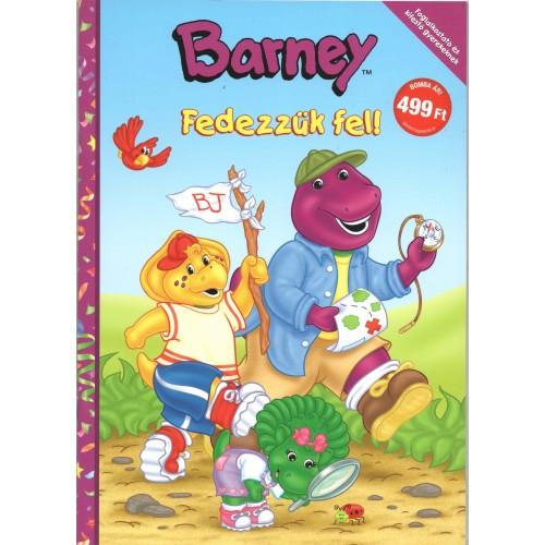 Barney - Fedezzük fel!
