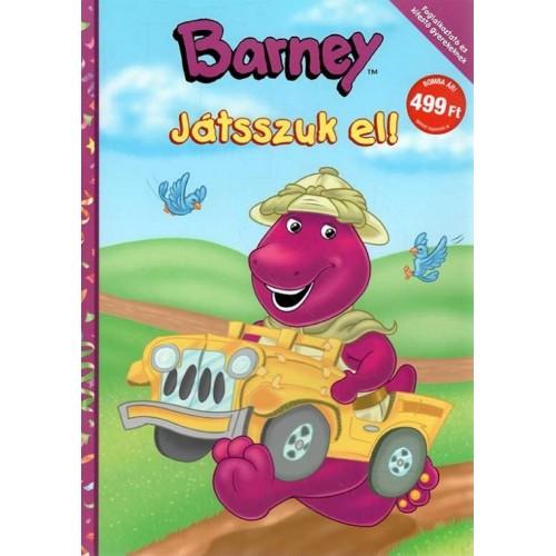Barney - Játsszuk el!