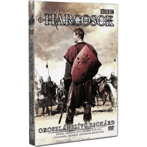 BBC Harcosok - Oroszlánszívű Richárd (DVD) *