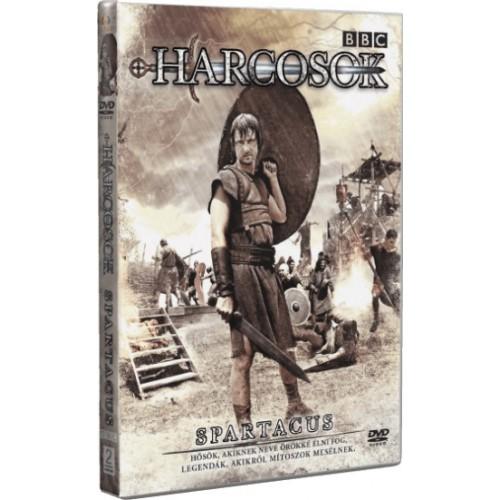 BBC Harcosok - Spartacus (DVD)