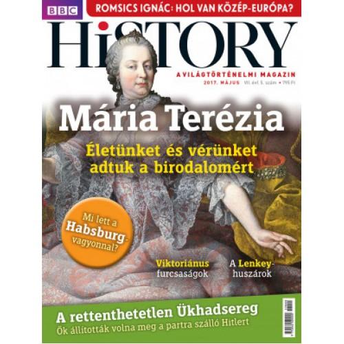 BBC History VII. évfolyam, 5. szám (2017. május)