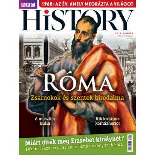 BBC History VIII. évfolyam, 1. szám (2018. január)