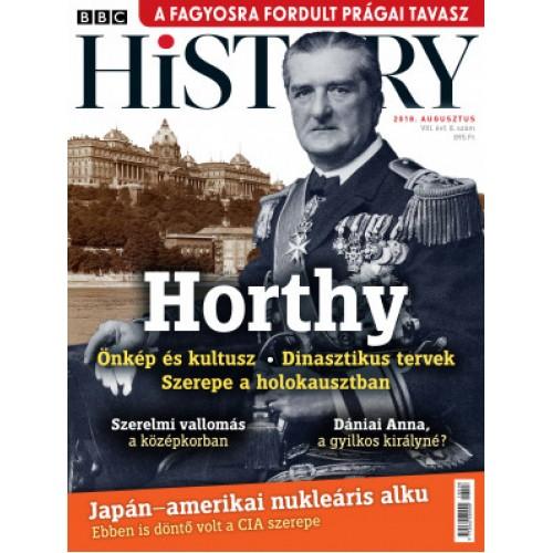 BBC History VIII. évfolyam, 8. szám (2018. augusztus)