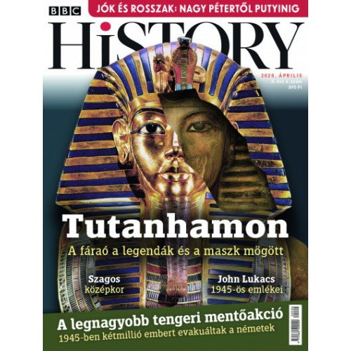 BBC History - X. évfolyam, 4. szám (2020. április)