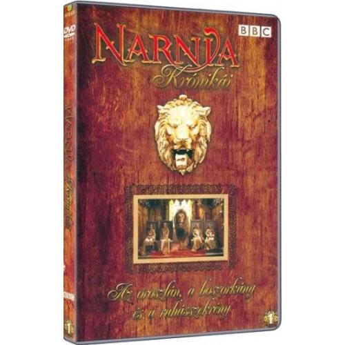 Narnia Krónikái 1. - Az oroszlán, a boszorkány és a ruhásszekrény BBC (DVD)