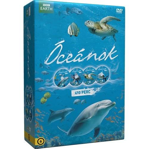 BBC Óceánok díszdoboz (4 DVD)