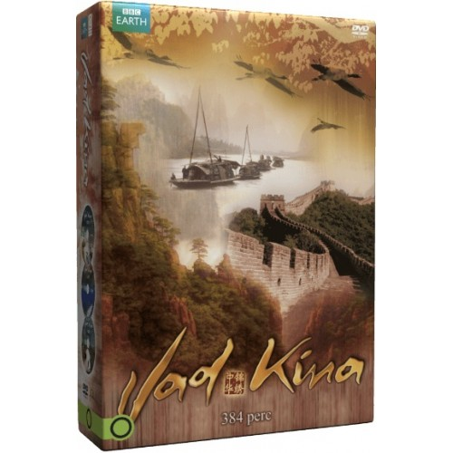 BBC Vad Kína (díszdoboz) (3 DVD)