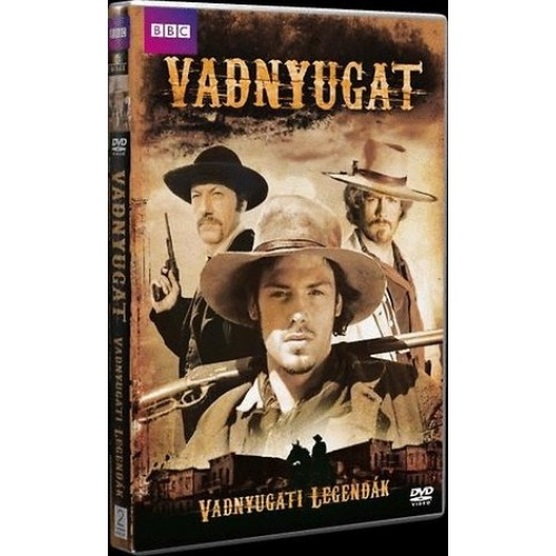BBC Vadnyugat - Vadnyugati legendák (DVD)