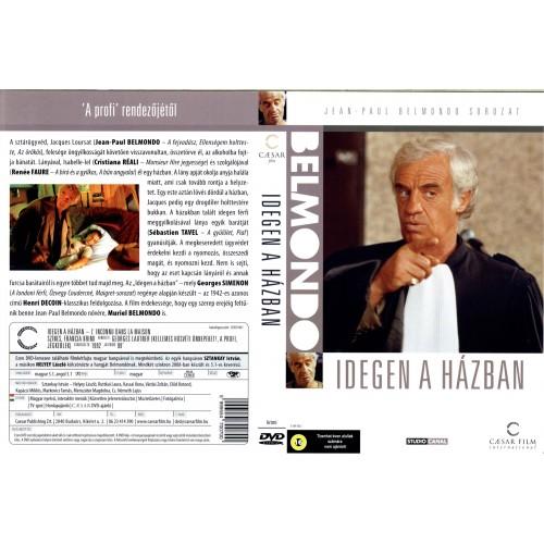 Idegen a házban (DVD)