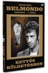 Belmondo - Kettős küldetésben (DVD)