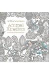 Animal Kingdom (Állatvilág felnőtt színező füzet, nagy)