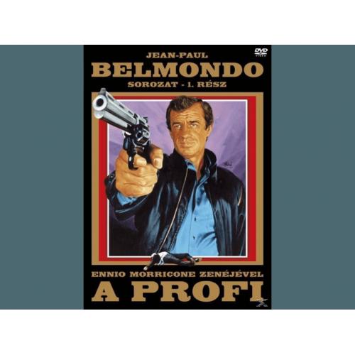 Belmondo - A profi (DVD)
