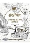 Harry Potter Colouring Book (felnőtt és gyermek színező füzet, nagy)