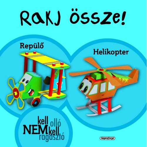 Rakj össze! - Repülő és helikopter