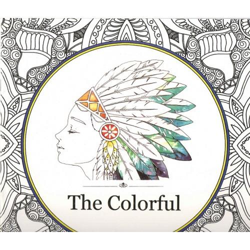 The Colorful (felnőtt színező füzet, nagy)