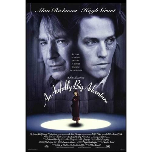 Várva várt nagy kaland - angol nyelven és magyar szinkronnal  (DVD)