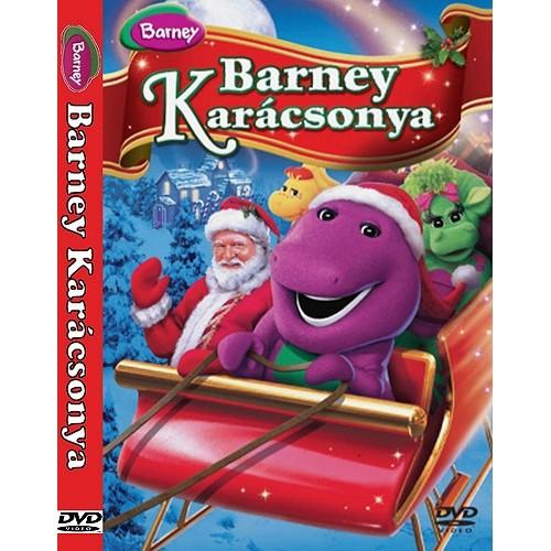 Barney karácsonya (DVD)