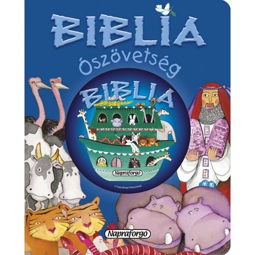 Biblia: Ószövetség - CD melléklettel (lapozó)