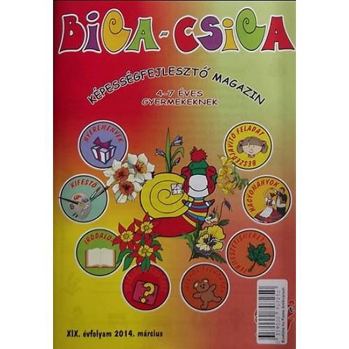 Biga-csiga képességfejlesztő magazin 2014 március