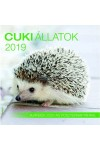 Cuki állatok - Képes falinaptár 2019