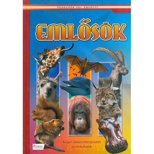 Emlősök - Képes ismeretterjesztés gyerekeknek