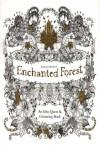 Enchanted Forest (Elvarázsolt erdő felnőtt színező füzet, kicsi)