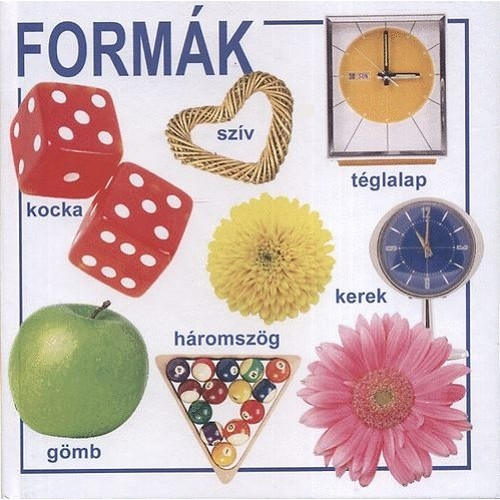 Formák - Kis könyvek kicsiknek