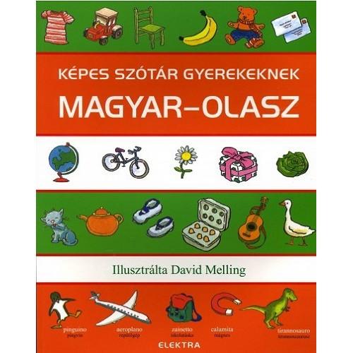 Képes szótár gyerekeknek - Magyar-olasz