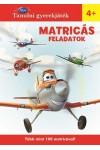 Matricás feladatok 4+ (Repcsik) - Disney suli - Tanulni gyerekjáték