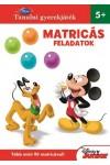 Matricás feladatok 5+ (Mickey) - Disney suli - Tanulni gyerekjáték