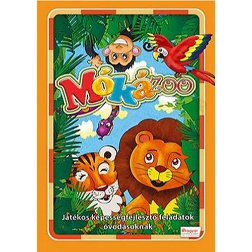 Mókázoo - Játékos képességfejlesztő feladatok óvodásoknak