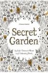 Secret Garden (Titkos kert felnőtt színező füzet, kicsi)