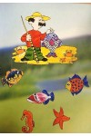 Üvegfestés a gyerekszobában (Holló barkácskönyvek)