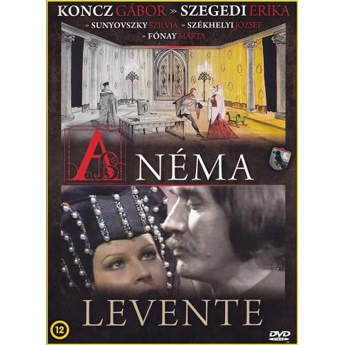 A néma levente (DVD)