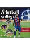 A futball csillaga (falinaptár) 2018, Szalay kiadó, Naptárak