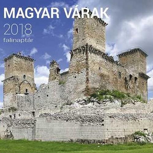 Magyar várak (falinaptár) 2018