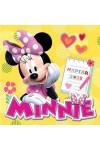 Minnie falinaptár 2018