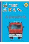 A járművek - Kis felfedező matricás album, Móra kiadó, Gyermek- és ifjúsági könyvek