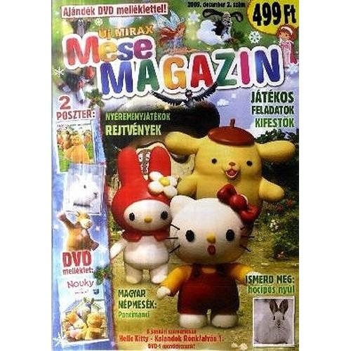 Új Mirax Mese Magazin 2009 december 2. szám (DVD nélkül)