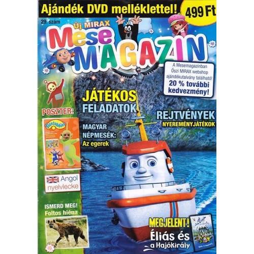 Új Mirax Mese Magazin 2012/29 (DVD-vel)