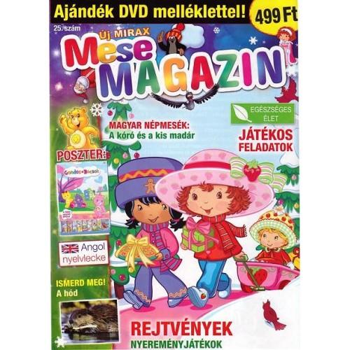 Új Mirax Mese Magazin 2012/25 (DVD-vel)