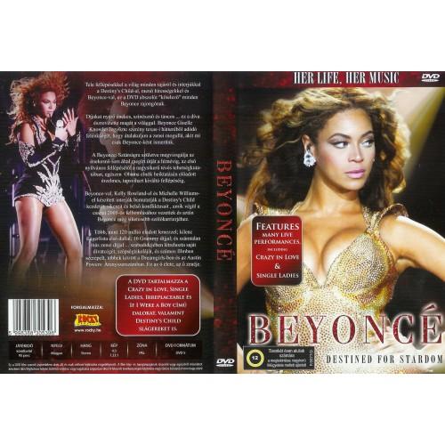 Beyoncé - Destined for Stardom (Sztárságra születve) (DVD)